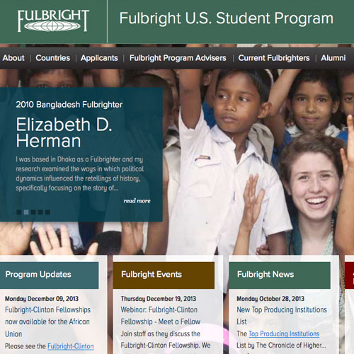 Ops Divina - US Fulbright